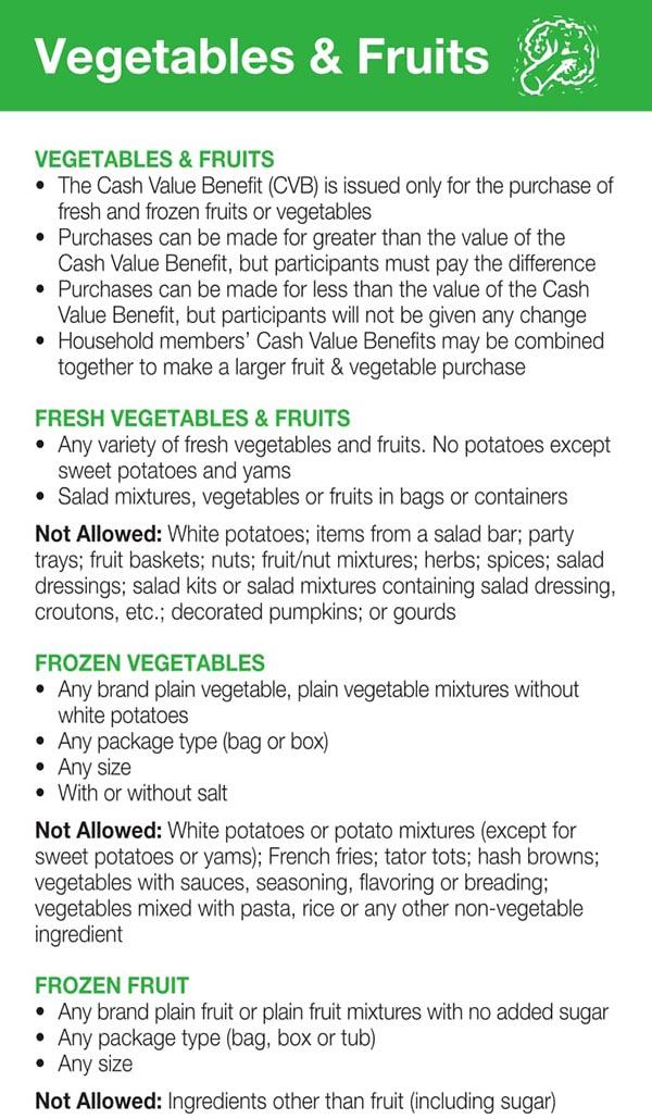 Arkansas wic food list for Arkansas cuisine