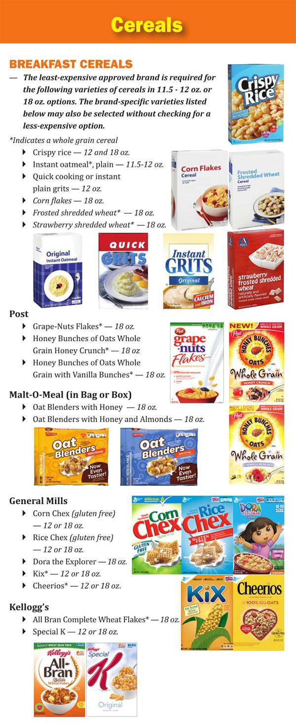 Louisiana Wic Food List