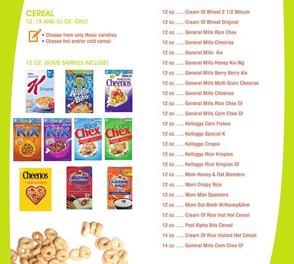 Grain Food Group List | Food