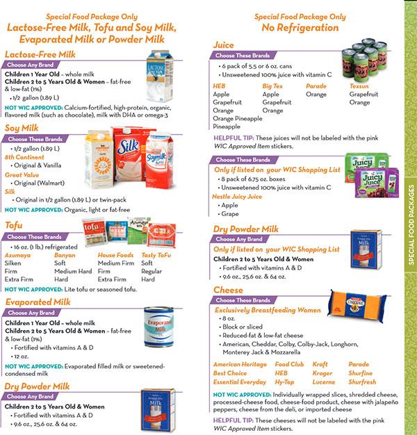 wic baby food brands   food ideas